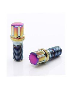 VitiJB1 di colore neo, passo 14x1.25 e sede conica 60°.