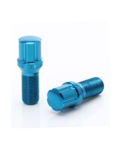 VitiJB1 di colore blu, passo 14x1.5 e sede conica 60°.